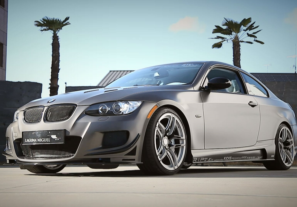 RK Design BMW E92
