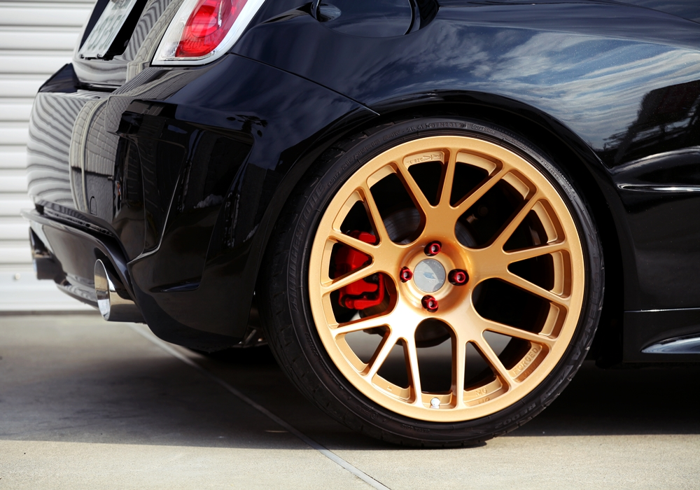 RK Design MG FORGED WHEEL