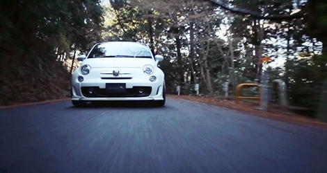 RK Design ABARTH 500